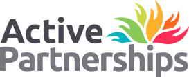 Active Partnership logo